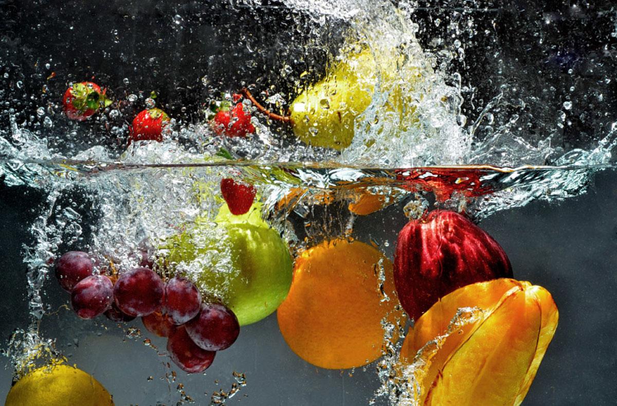 ضدعفونی سبزیجات