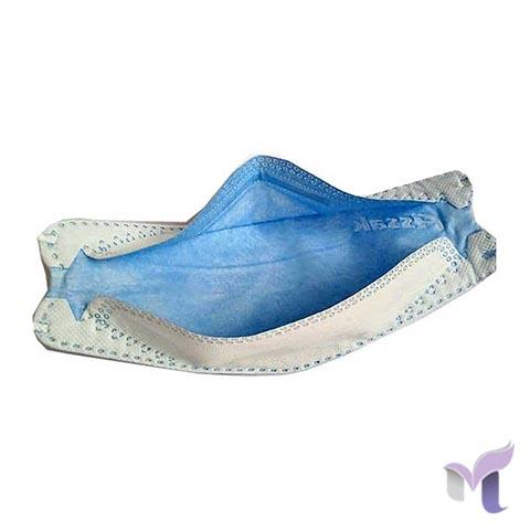 ماسک سه بعدی آساک | بسته 25 عددی